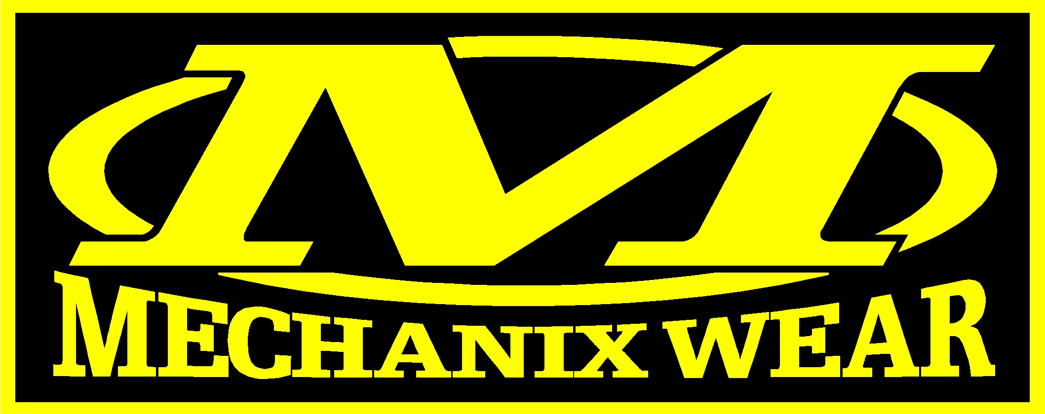 Mechanix Wear Logo Rocket Fireworks Mechanix Wear